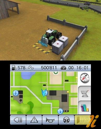3DS screen shoot