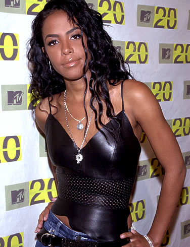 Aaliyah Dana Haughton (January 16, 1979 – August 25, 2001)