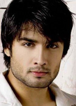 Vivian Dsena Hintergrund with a portrait called Abhay-4