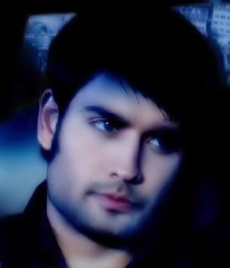 Vivian Dsena karatasi la kupamba ukuta probably containing a portrait entitled Abhay-4