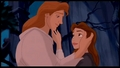 Adam & Belle - disney screencap