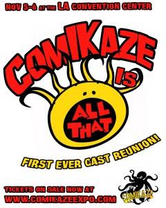 Nickelodeon karatasi la kupamba ukuta possibly containing anime entitled All That Cast Reunion!