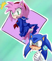 Amy's Panties - sonic-and-amy fan art