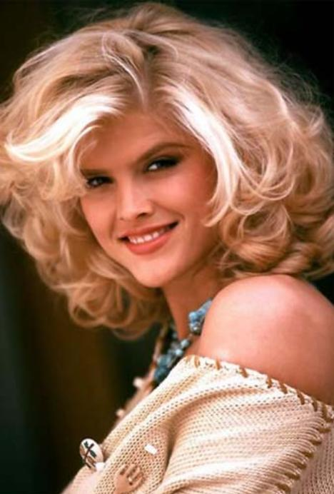anna nicole smith young