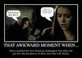 Awkward TVD moments.