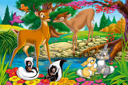Bambi wallpaper called Bambi Wallpaper