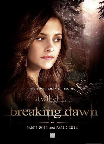 Bella's Breaking Dawn