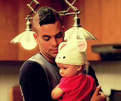 Beth and Puck