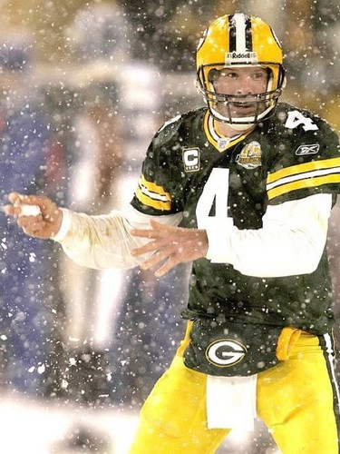 Brett Favre wallpaper called Brett Favre