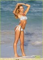 Candice Swanepoel Bares Her Bikini Bod in St. Barts - americas-next-top-model photo