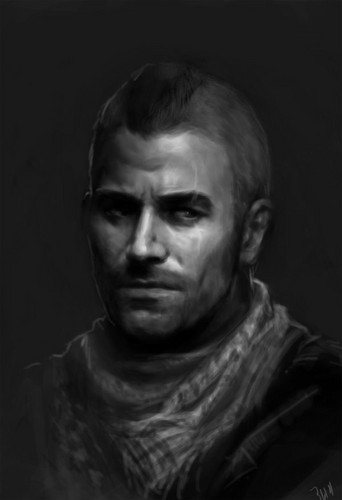 "Captain John ""Soap"" Mactavish"
