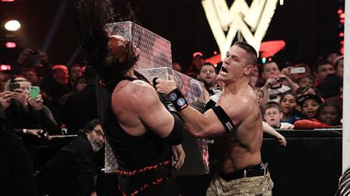 Cena vs Kane