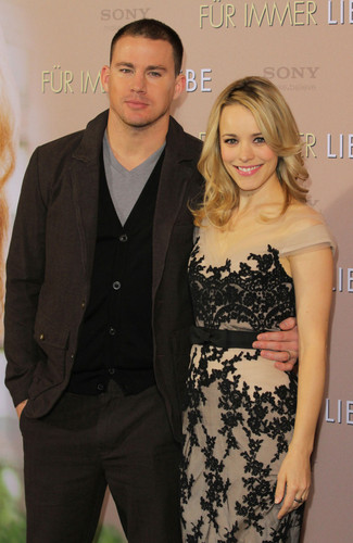 Channing Tatum And Rachel McAdams