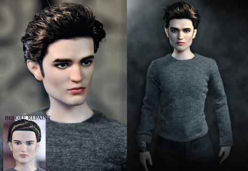 Character doll repaint