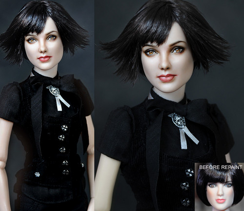 Character doll repaint