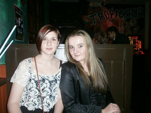 Charlotte & Me On A Girlz Nite Out In BFD ;) 100% Real ♥ - allsoppa Photo