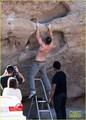 Chris Evans: Shirtless 'Details' Magazine Shoot!