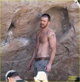 Chris Evans: Shirtless 'Details' Magazine Shoot! - chris-evans photo