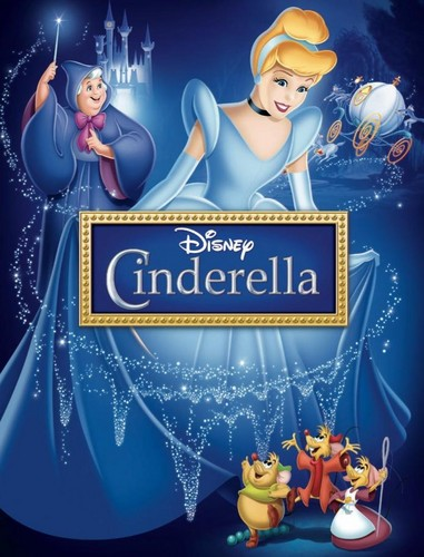 Cinderella - Diamond Edition DVD Cover