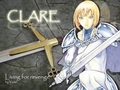 Claymore--Clare-- - claymore-anime-and-manga photo