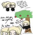 Claymore comics-i dont see anything - claymore-anime-and-manga fan art