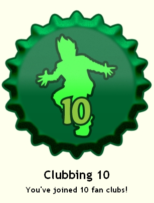 Clubbing 10 berretto, tappo