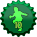 Clubbing 10 Cap - fanpop-caps icon