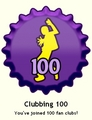 Clubbing 100 Cap - fanpop-caps photo