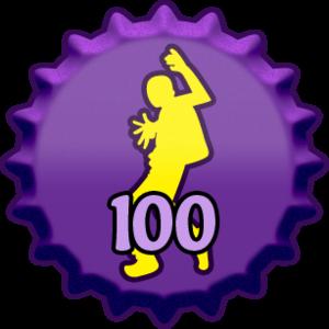 Clubbing 100 टोपी