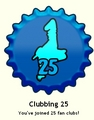 Clubbing 25 Cap - fanpop-caps photo