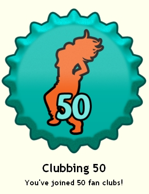 Clubbing 50 gorra, cap