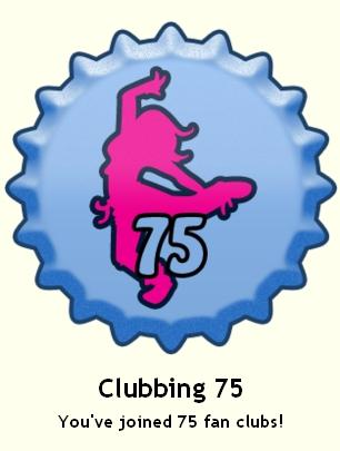 Clubbing 75 gorra, cap