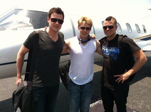 Cory, Chord and Mark