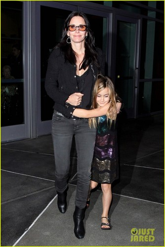 Courteney Cox: 'Immortal' World Tour with Coco!