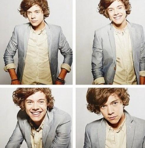 Cute Harry ! x ♥