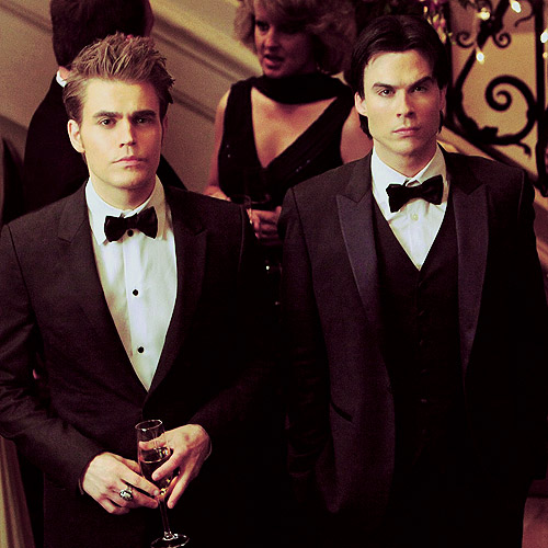 Damon SalvatoreStefan Salvatore  Works  Archive of Our Own