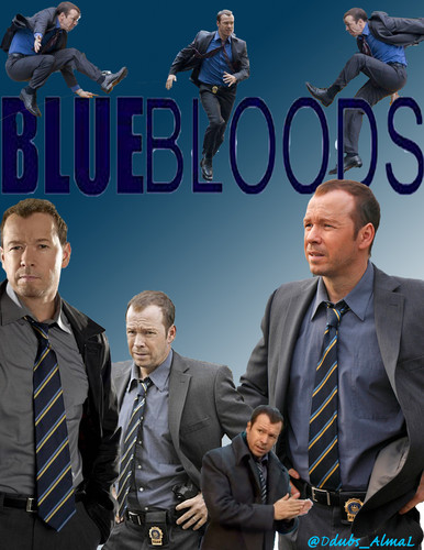 Blue Bloods (CBS) wallpaper containing a business suit and a suit entitled Danny Reagan