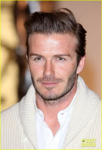 David Beckham: Bodywear Launch at H&M!
