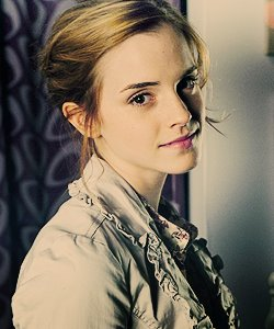 Hermione Granger wallpaper containing a portrait called Deathly Hallows Part 1