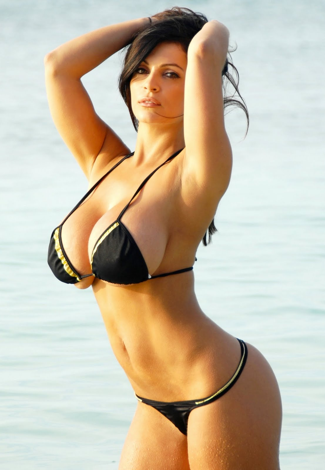 Denise Milani Denise Milani Photo 28735832 Fanpop