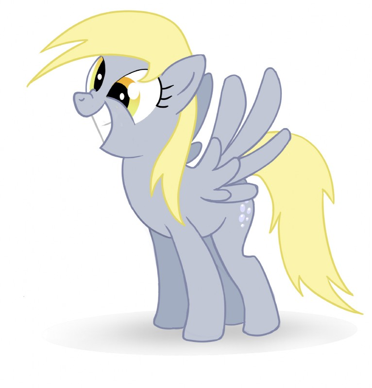 my little pony derpy