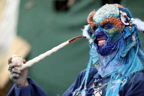 Drachenfest 2010-Blue 阿凡达