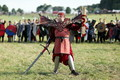 Drachenfest 2010-Red Avatar - larp photo