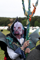 Drachenfest 2011-Blue Avatar - larp photo