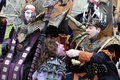 Drachenfest 2011-Copper Avatar and Avatar of Chaos - larp photo