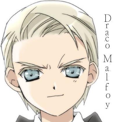 Draco Malfoy - ANIMATED