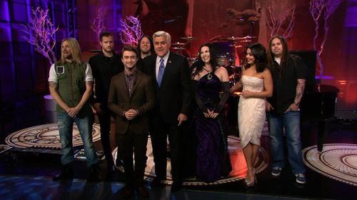 EV @ Tonight Show (02/01/12)