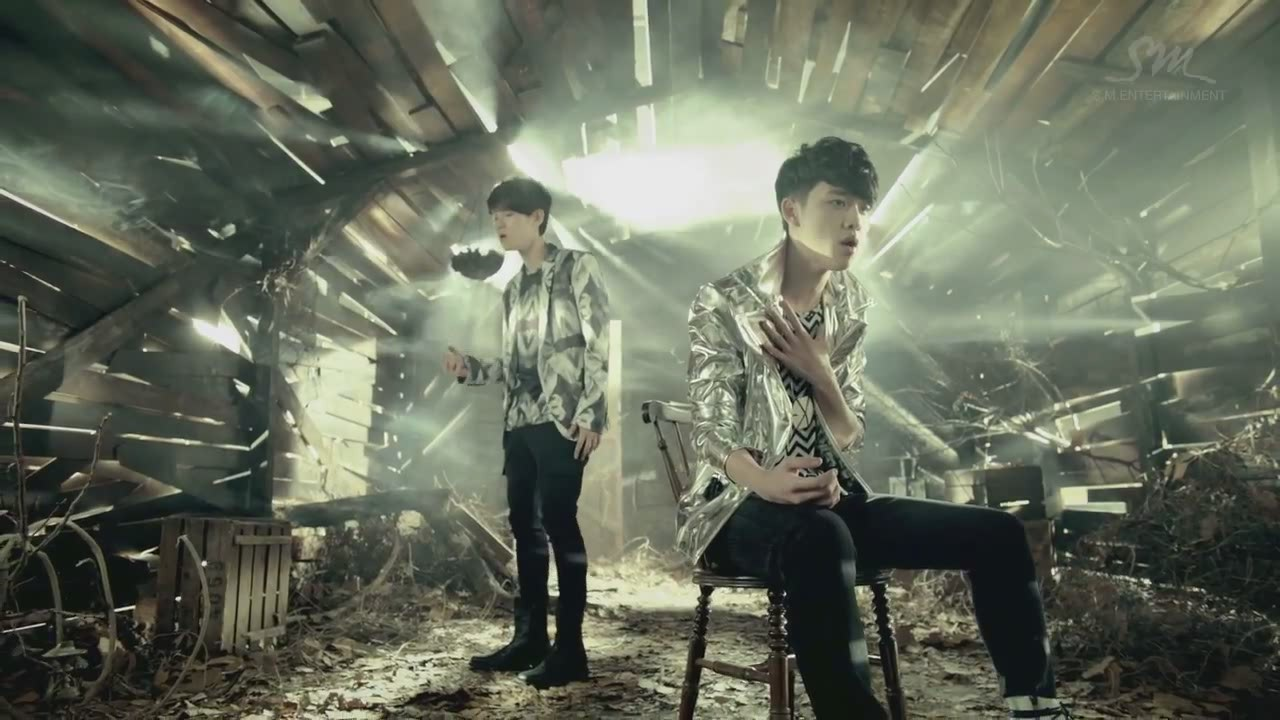 "EXO-K ""What Is Love"" MV"