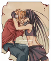 Ed♥Envy - edward-elric-and-envy fan art