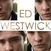 Ed Westwick photo with a portrait titled Ed♥